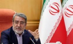 أمريكا تفرض عقوبات على وزير الداخلية الإيراني وكيانات حكومية