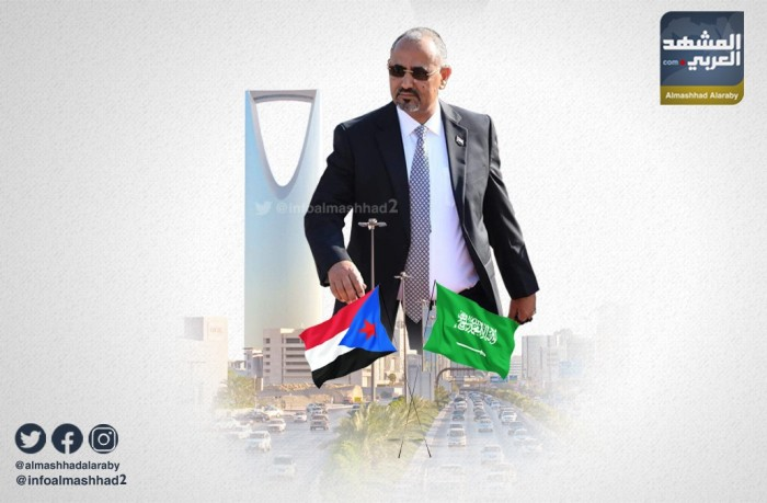 الزُبيدي في الرياض.. زيارة تؤرق الإخوان (إنفوجراف)