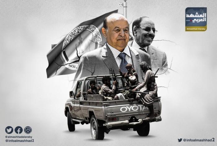 """مؤامرة الإخوان الخبيثة.. كيف تحشد """"الشرعية"""" الإرهابيين إلى عدن؟"""