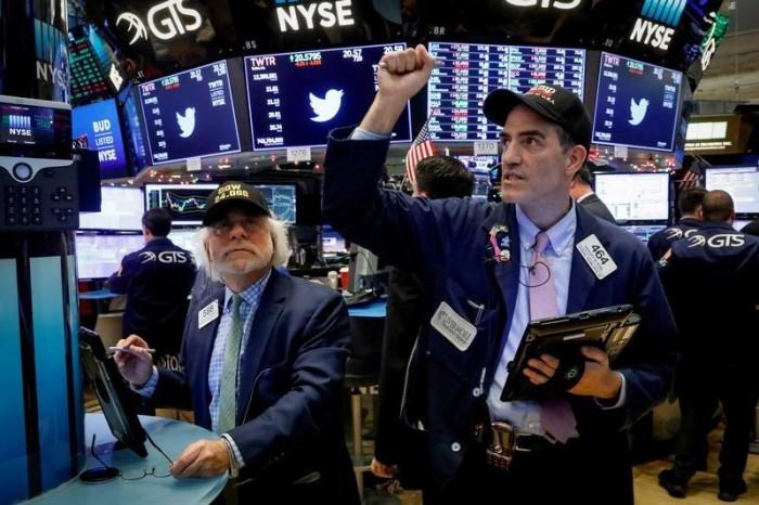 الأسهم الأمريكية تتصاعد.. وداو جونز يقفز بنسبة 1.5%