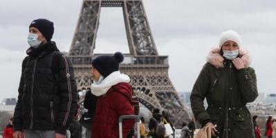 فرنسا تسجل 83 وفاة جديدة بفيروس كورونا