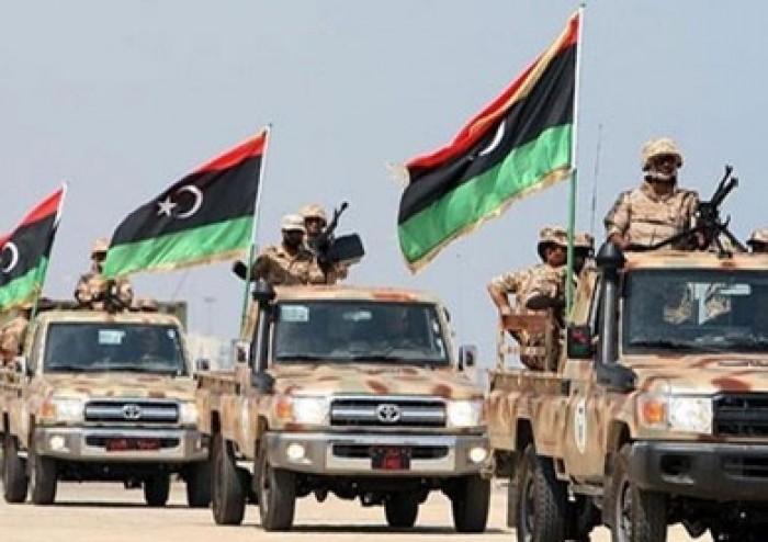الجيش الليبي يسقط طائرة تركية مسيرة في مدينة ترهونة