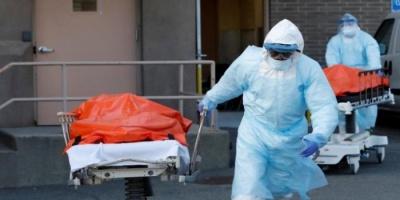 أمريكا تسجل 1255 حالة وفاة بفيروس كورونا