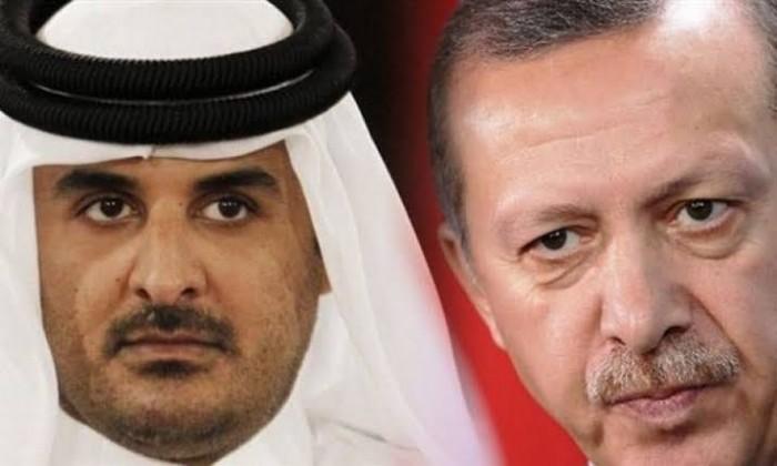 أردوغان يستولى على خزائن قطر بعد تلقيه 10 مليارات دولار من نظام الحمدين
