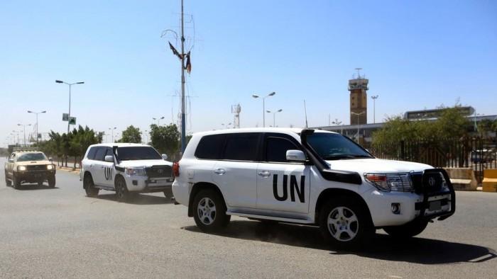 الأمم المتحدة تطلب من موظفيها في صنعاء البقاء ببيوتهم