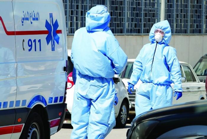 الأردن: ارتفاع حالات الإصابة بفيروس كورونا إلى 700