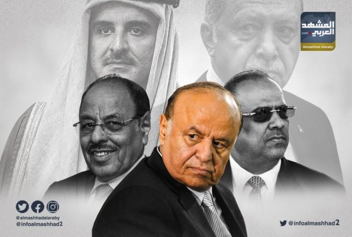 """""""المظاهرات المشبوهة"""".. خطوة جديدة في مؤامرة الشرعية على عدن (تحليل)"""