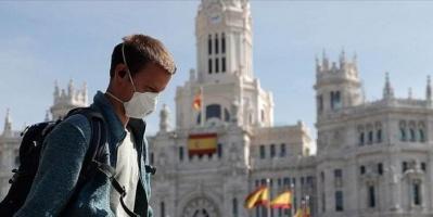 إسبانيا تُسجل 59 وفاة و446 إصابة جديدة بفيروس كورونا