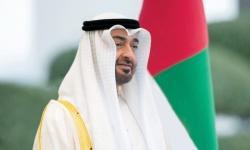 ولي عهد أبو ظبي يهنئ رئيس الإمارات ونائبه وشعبها بعيد الفطر المبارك