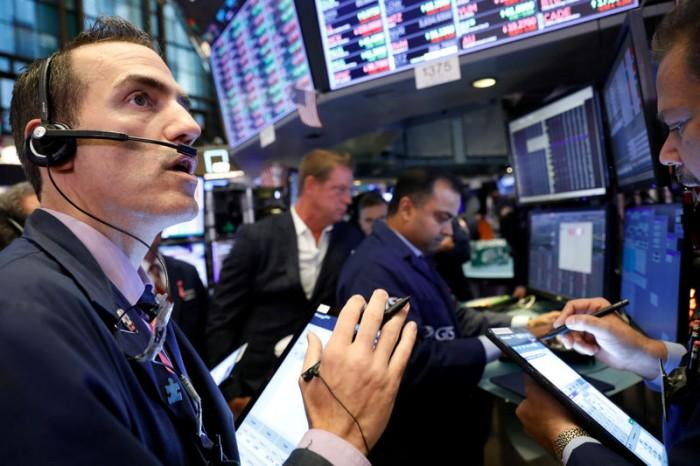 الأسهم الأمريكية تتصاعد متخلصة من خسائر بداية الجلسة