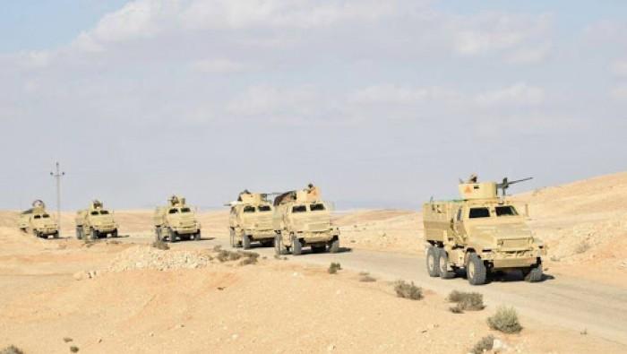 مصر.. مقتل 21 إرهابيًا في مدينتي العريش وبئر العبد