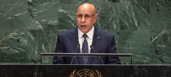 بمناسبة عيد الفطر.. الرئيس الموريتاني يعفو عن 195 سجينًا