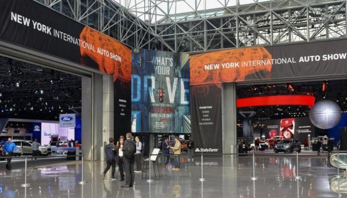 إلغاء معرض نيويورك للسيارات بسبب كورونا