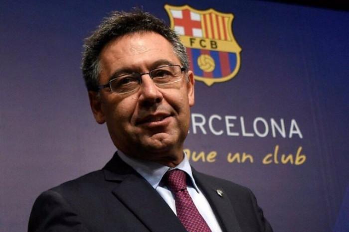 بارتوميو يزور لاعبي برشلونة للمرة الأولى بعد استئناف التدريبات