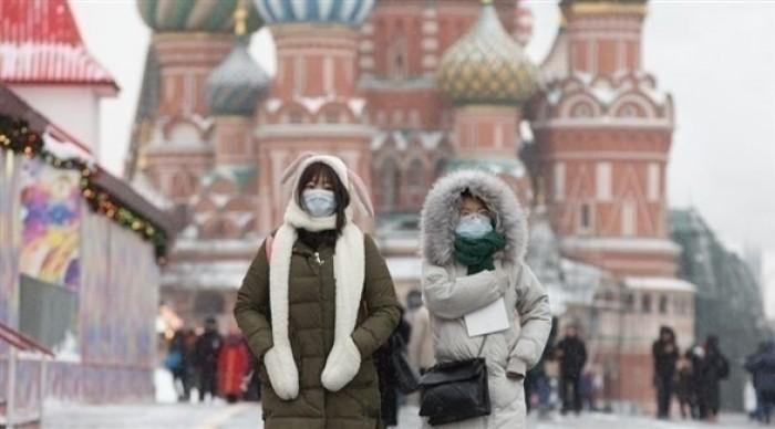 موسكو تسجل 59 وفاة جديدة بفيروس كورونا