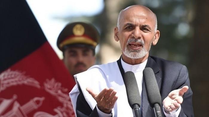 الرئيس الأفغاني يُرحب بقرار طالبان وقف إطلاق النار