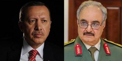 """""""ليبيا"""" تسحق مليشيات أردوغان وتتصدر ترندات تويتر"""