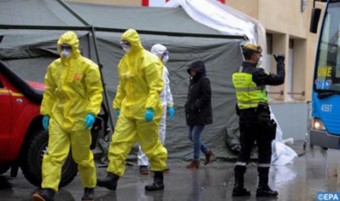 ألمانيا تسجل 31 حالة وفاة و431 إصابة بفيروس كورونا