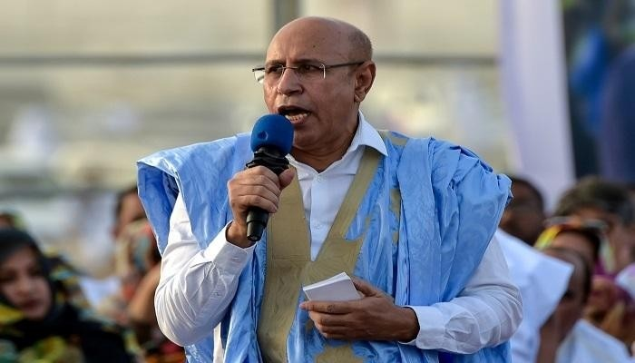الرئيس الموريتاني يكشف آخر مستجدات أزمة كورونا في بلاده
