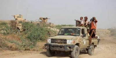 القوات المشتركة تفشل زحفاً حوثياً بالدريهمي