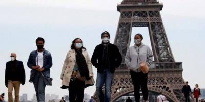 فرنسا تسجل 115 إصابة جديدة بكورونا