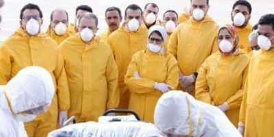 حصيلة وفيات أطباء مصر بكورونا ترتفع إلى 15