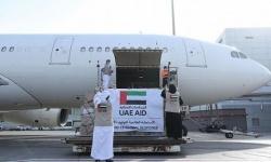 الإمارات تُرسل طائرة مساعدات طبية إلى الكونغو