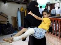 قصف الحوثي لم يتوقف.. أطفال الحديدة يقضون العيد وسط الركام
