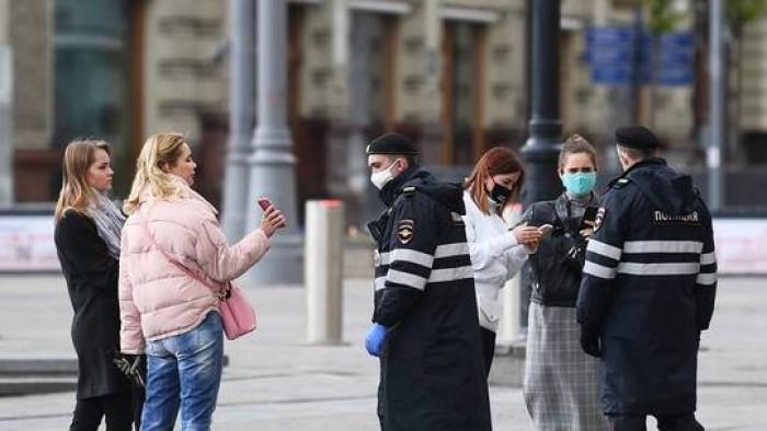 روسيا: ارتفاع حصيلة الوفيات بكورونا إلى 2110 حالة