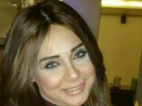 مصرع الإعلامية المصرية شيرين جمال في حادث سير