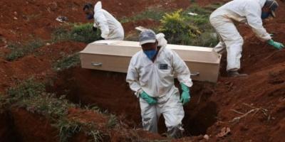 لأول مرة.. البرازيل تتخطى أمريكا في وفيات كورونا