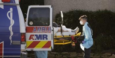 أمريكا تسجل 532 وفاة بفيروس كورونا