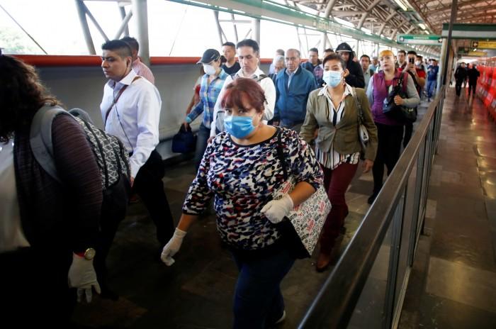 المكسيك تسجل 2485 إصابة جديدة بـ«كورونا»
