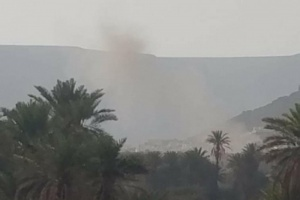 انفجار عبوة ناسفة في شبام بوادي حضرموت