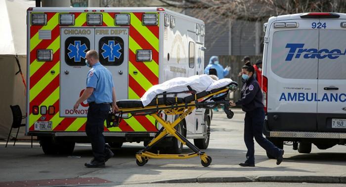 أمريكا تسجل أقل من 700 وفاة بـ«كورونا»