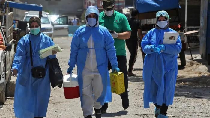العراق يُسجل 6 وفيات و287 إصابة جديدة بكورونا