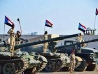 القوات الجنوبية تشتبك مع مليشيا الإخوان في المحفد