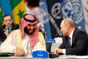 بوتين يُشيد بجهود السعودية في استقرار أسواق النفط العالمية