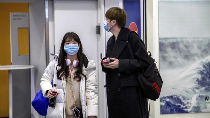 الصين تسجل حالتي إصابة بفيروس كورونا