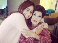 حلا شيحة تدعو لرجاء الجداوي بعد إصابتها بفيروس كورونا