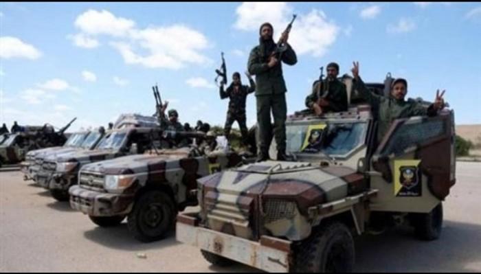 الجيش الليبي يسقط طائرة تركية مسيرة انتحارية