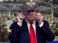 ترامب يصف كورونا بالهدية السيئة من الصين ويؤكد: ما زال ينتشر