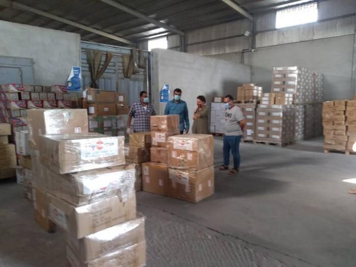 8 أجهزة تنفس صناعي لمراكز الحجر في عدن
