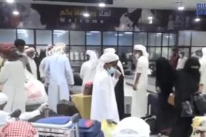 بالفيديو.. الإمارات تتكفل بإعادة 100 من العالقين إلى اليمن
