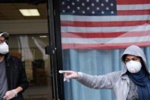 أمريكا تسجل 1297 وفاة جديدة بفيروس كورونا