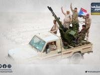 القوات الجنوبية تستهدف مواقع مليشيا الحوثي بالضالع