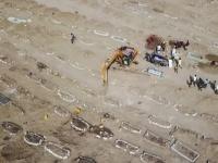 """""""الشرق الأوسط"""": جنازات ضحايا كورونا لا تتوقف في صنعاء"""