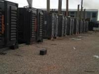 انهيار شبكة كهرباء شبوة بعد حرمانها من الوقود
