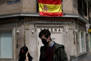 إسبانيا تسجل لأول مرة إصابتين بكورونا لقادمين من الخارج