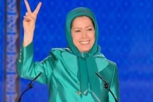 رجوي تحمل نظام الملالي مسؤولية عودة كورونا إلى إيران